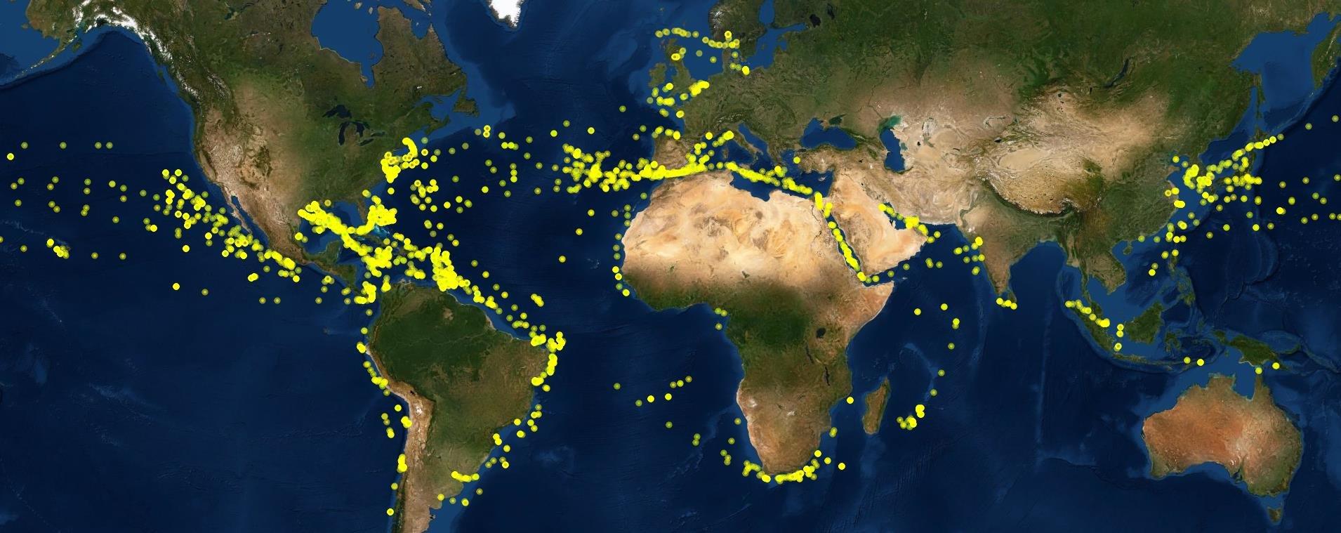 LNG trade flows
