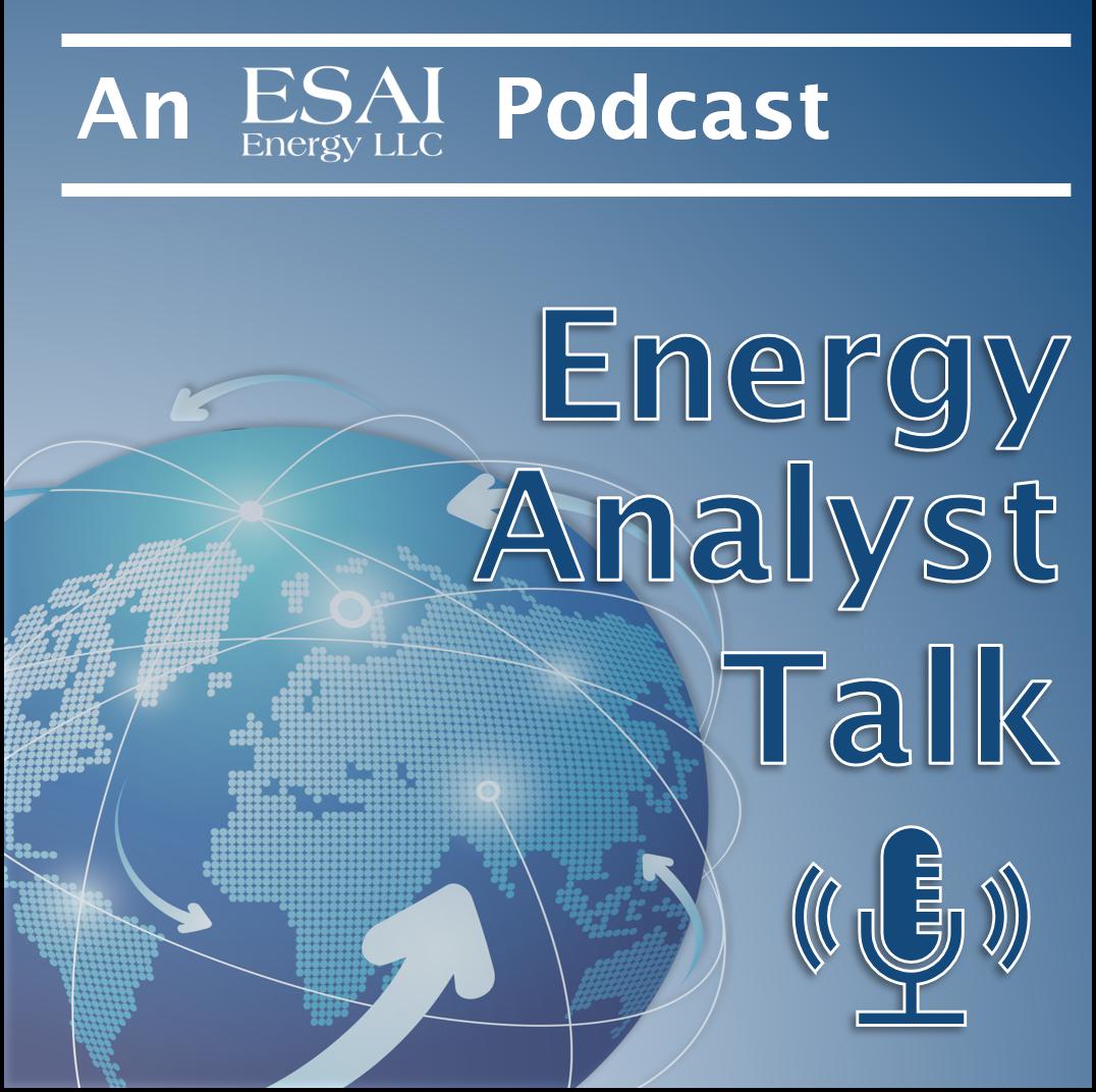Energy Analyst Talk from ESAI Energy - artwork